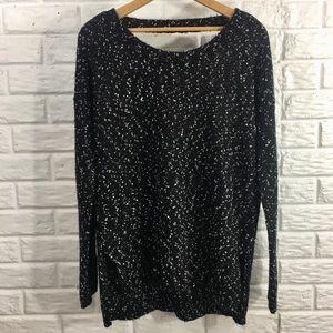 NWT ❤️ Jack by BB Dakota Sz M open back sweater